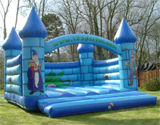 Bouncy castles for all ages