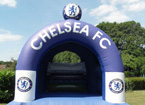 Chelsea FC Bouncy Castle