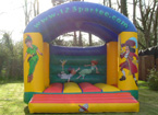Peterpan Bouncy Castle