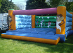 Taz Bouncy Castle